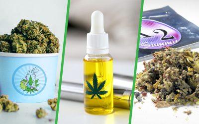 Delta-8 THC e cannabinoidi sintetici. Quali sono i rischi?